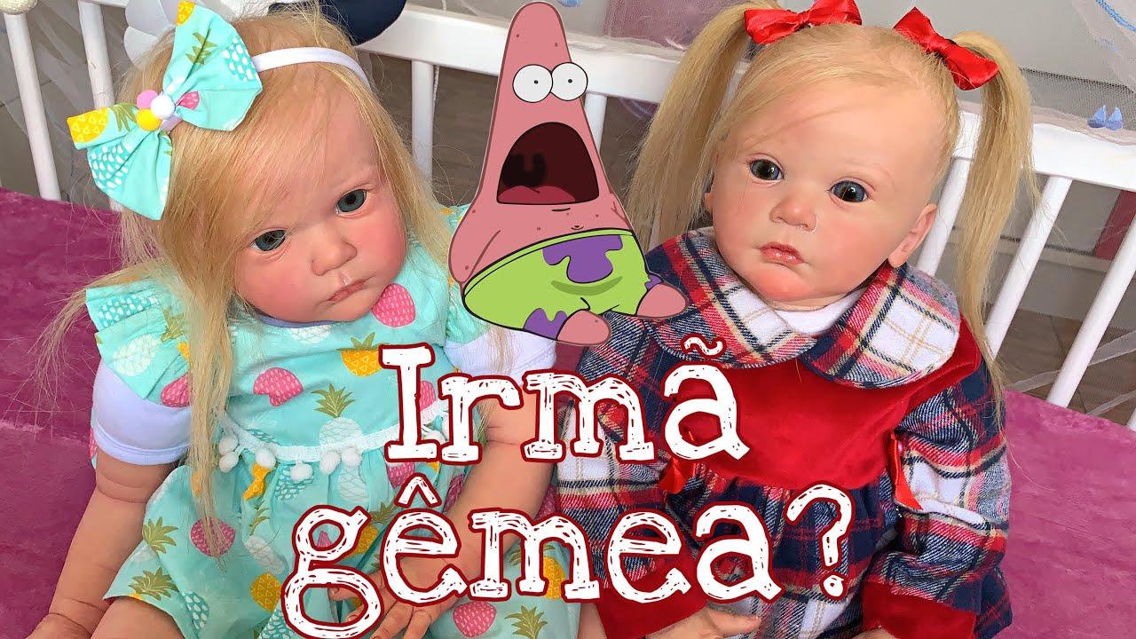 A IRMÃ GÊMEA DA MINHA BEBÊ REBORN MAJU | THE TWIN SISTER OF MY BABY REBORN | GABI REBORN
