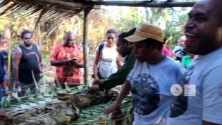 Liputan Perdana Festival Sagu Papua
