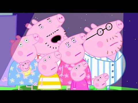 Peppa Pig Português Brasil 🌛 Boa Noite, Peppa Pig! 🌛 Desenhos Animados