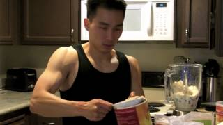 Ultimate 1,000 Calorie Weight Gainer Shake!!