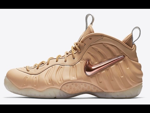 2625ec7a032d6 The Nike Air Foamposite Pro Vachetta Tan Celebrates The Legacy Of Nike  Basketball
