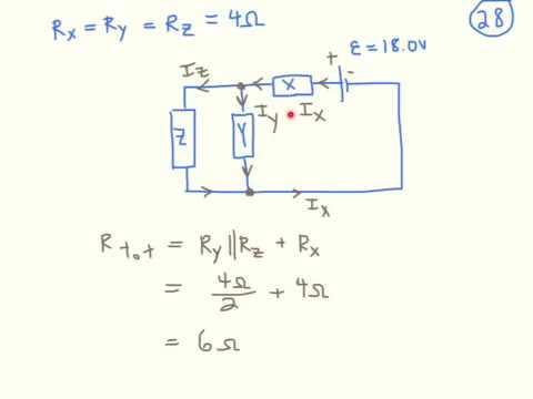 Circuits 6: Complex Circuits (IB Physics) - YouTube