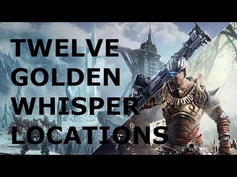 [Elex] Guide - Twelve Golden Whisper Locations - Rare Ingredient