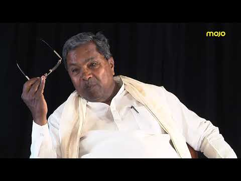 Karnataka Chief Minister in conversation with Barkha Dutt