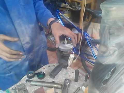 Мастерская RZM:Расточка вариатора скутера Honda