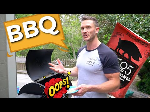Come BBQ With Me! My Keto Burger Recipe (VLOG Style)