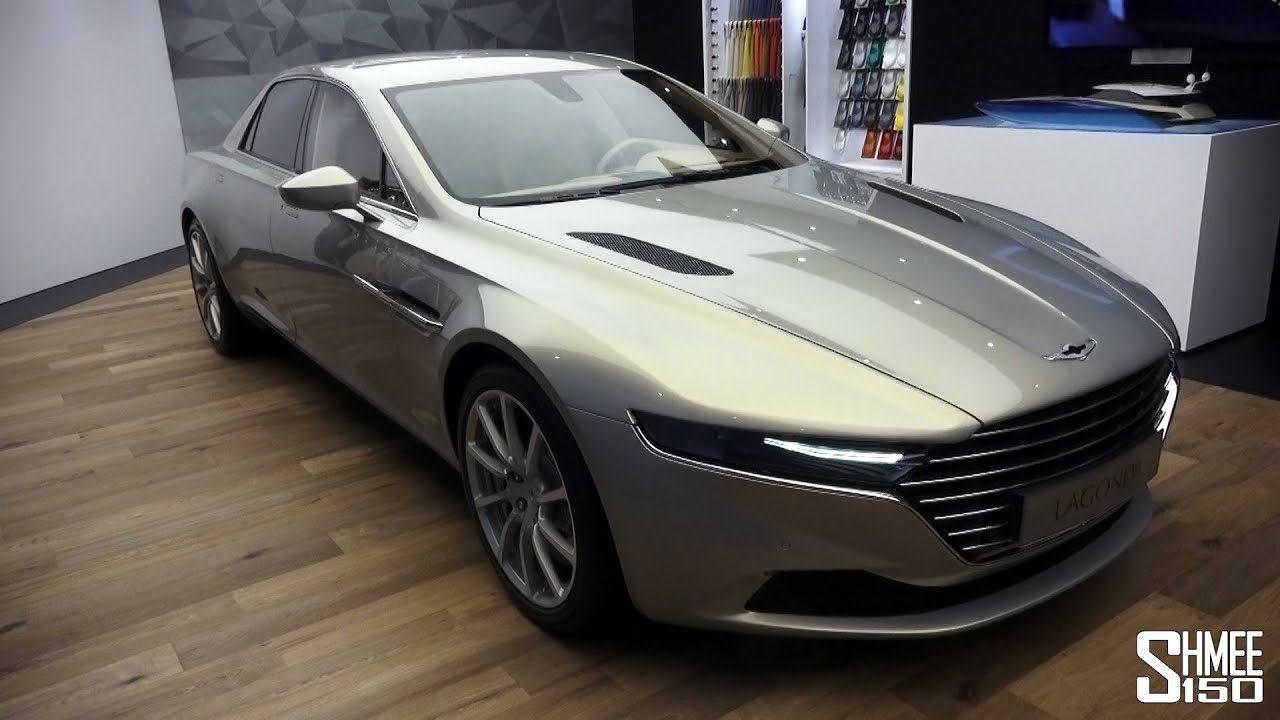 FIRST LOOK Aston Martin Lagonda Taraf Geneva YouTube - Aston martin lagonda price