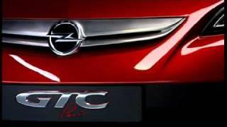 Vauxhall GTC Paris Concept 2010 Videos