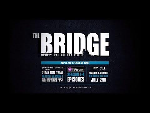 The Bridge Seasons 1-4 UK Trailer (English Subtitles)