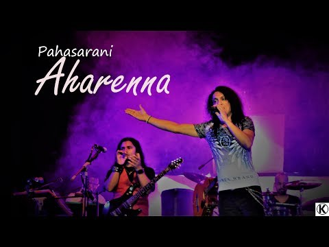 Aharenna -Chitral Somapala live at Pahasarani 2017