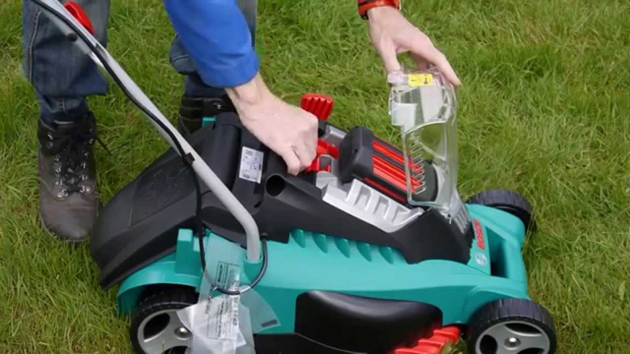 Bosch Rotak 37 Li Review Youtube