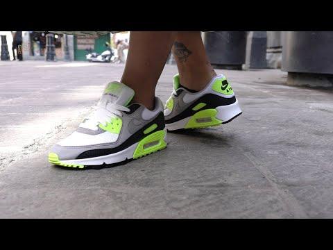 Nike Air Max 90 Ultra Moire WhiteBlack YouTube