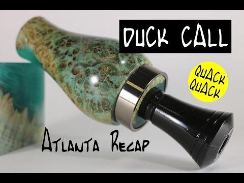 #29 Hybrid Duck Call & Atlanta Recap ❤