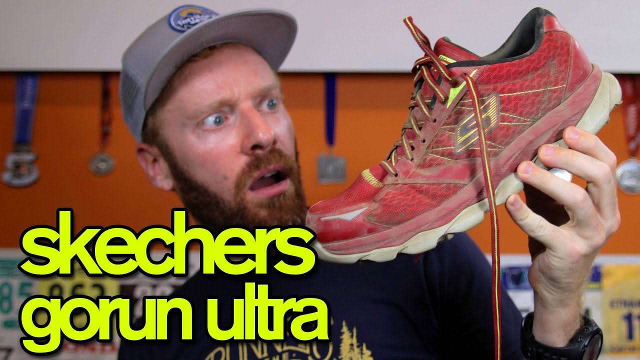 skechers ultra run