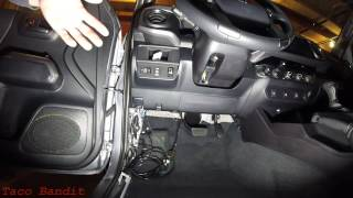 2016+ Tacoma Seat Heater by Rostra: Installation and Review