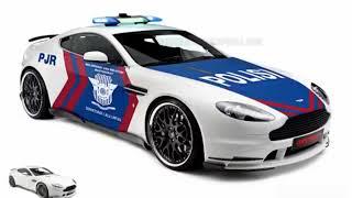 Ringtone suara remote mobil polisi gokil!!!