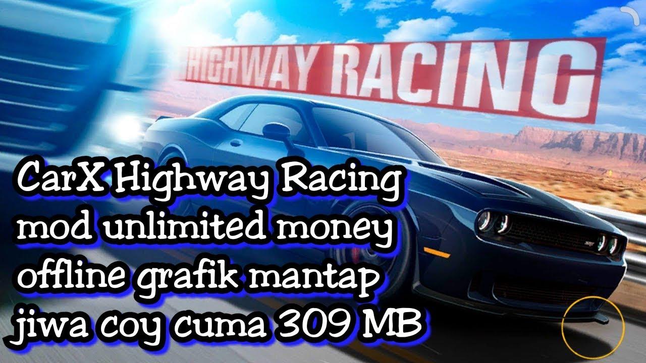 CarX Highway Racing mod apk+obb (OFFLINE)