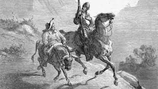 Дон Кихот, рыцарь печального образа (рассказывает Илья Бузукашвили)
