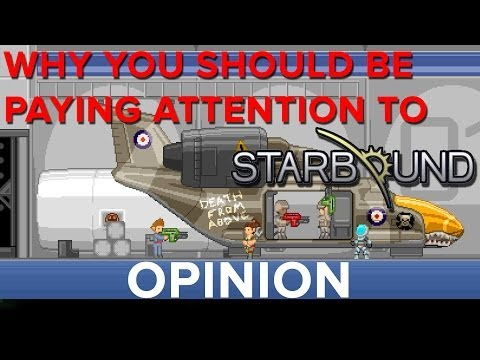 Why you should be paying attention to Starbound