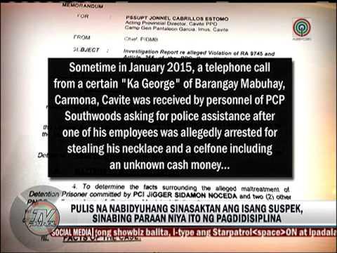 'Sextortion': Babae timbog matapos mangikil sa ex-gf ng dating nobyo from YouTube · Duration:  2 minutes 10 seconds
