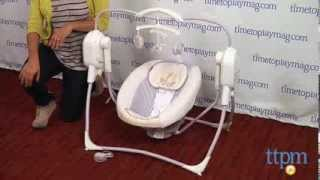 Power Plus Spacesaver Cradle N Swing From Fisher-price