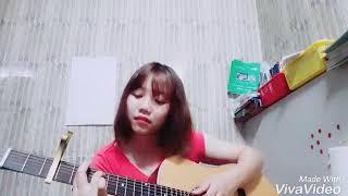 Yêu Thương Ngày Đó - Soobin Hoàng Sơn | OST Yêu Em Bất Chấp | Guitar Cover by Yến