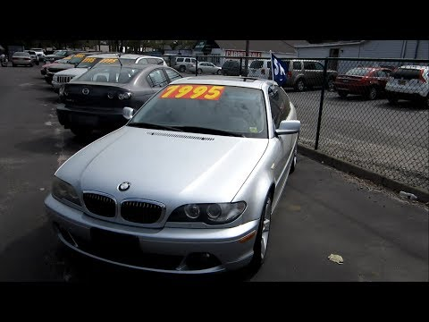 2005 BMW 325Ci Startup, Engine, Full Tour & Overview