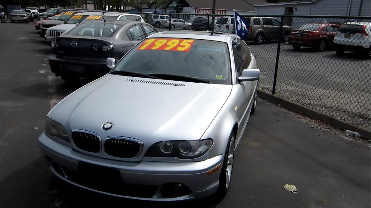 2005 Bmw 325ci Startup  Engine  Full Tour  U0026 Overview