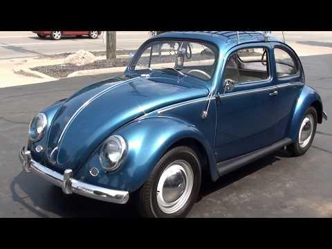 1959 Volkswagen Beetle $19,500.00