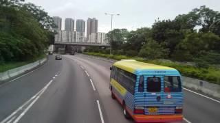 KMB 234X TH6912 灣景花園往尖沙咀東(麼地道)