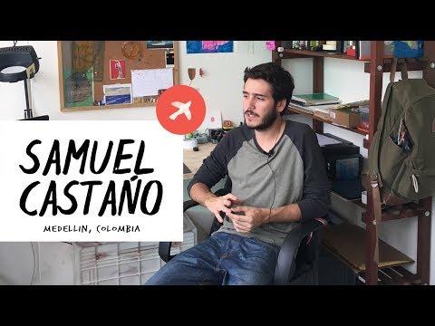 The Migratory illustrator interview - Samuel Castaño