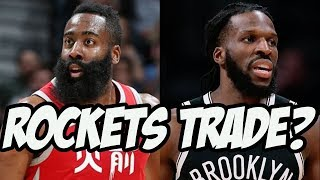 7 NBA Players The Houston Rockets Should Trade For This Season