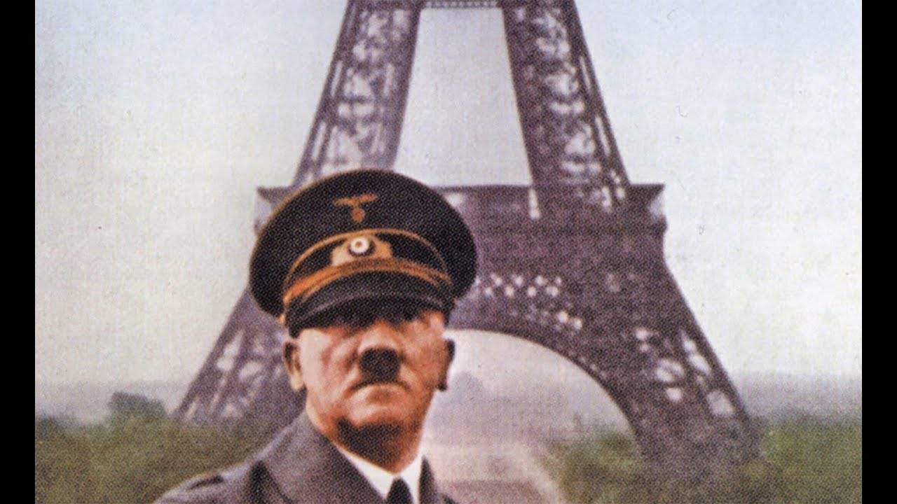 Hitler in Paris - The Secret 1940 Visit