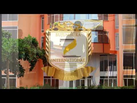 Bujumbura International University Ads.