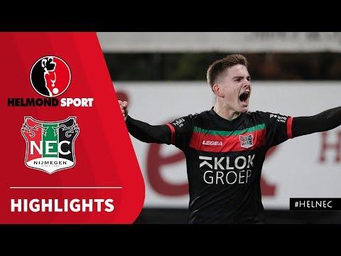 Samenvatting Helmond Sport - N.E.C. (22-11-2019)