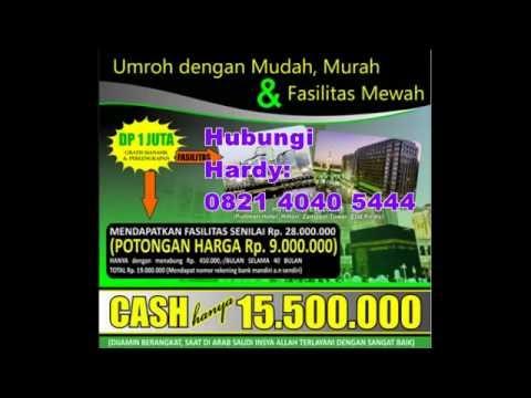 Paket Umroh Murah PT. Nur Haramain mulia *Jawa Timur.