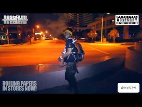 WIZ KHALIFA  Gang Bang  {OFFICIAL VIDEO} HD.
