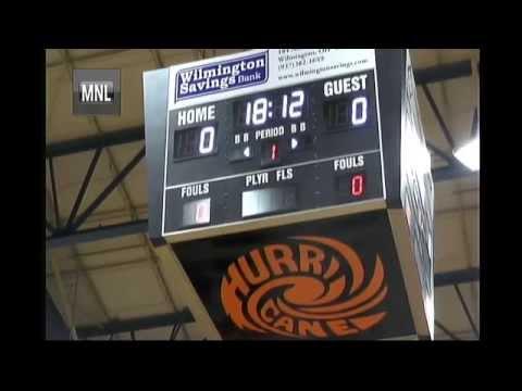 Boy's High School Basketball - Hillsboro @ Wilmington 01-27-2015