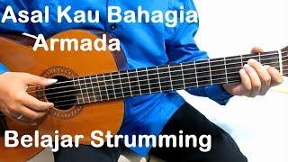 (Genjrengan) Asal Kau Bahagia Armada - Belajar Strumming Gitar Untuk Pemula Mp3