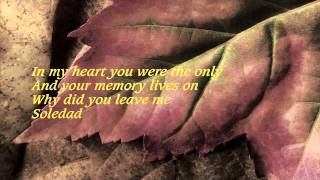 Westlife - Soledad w/ lyrics