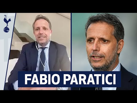 """""""I hope to give Spurs my passion and build something better."""" 