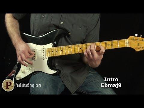 Jimi Hendrix - Angel Guitar Lesson