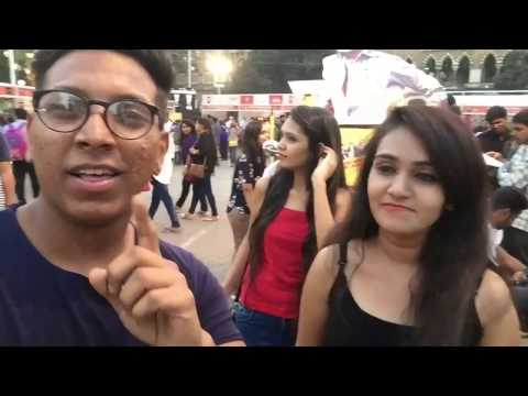 AMAZING FESTIVAL IN INDIA   KALA GHODA ARTS FESTIVAL 2K17   MUMBAI #06 VLOG