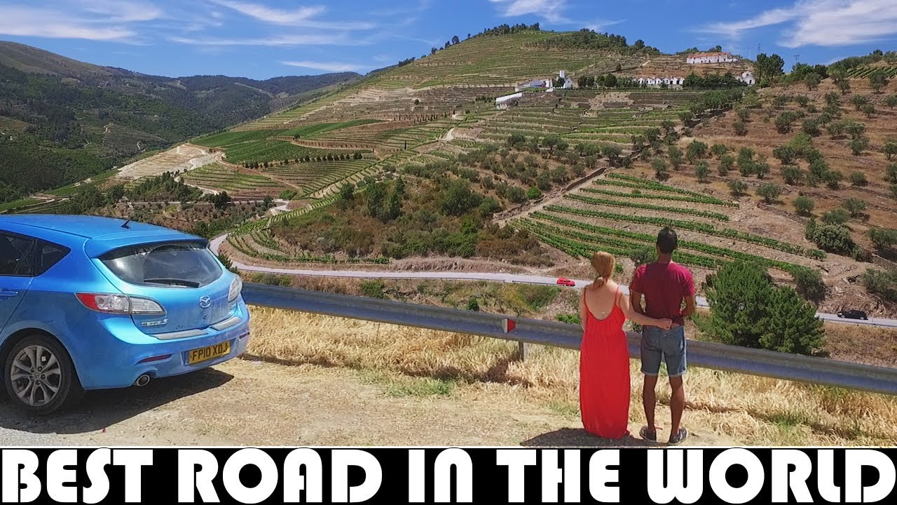 Download DRIVING THE BEST ROAD IN THE WORLD - PORTUGAL N222 - EN322