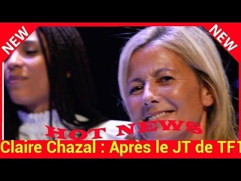 Claire Chazal : Après le JT de TF1 puis Entrée libre, elle s'offre un nouveau job sur la Côte