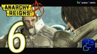 Anarchy Reigns Walkthrough - Part 6 - White Side Stage 2 - Free Mission 01, Main Mission 01
