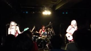 Shonen Knife @ Osaka Conpass Shinsaibashi December 15th 2013 少年ナ...