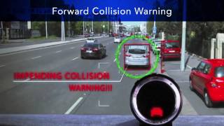 Mobileye Forward Collision Avoidance System