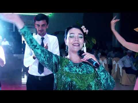 Алишер + Мухаббат 12.08.2019 туркмен той дашогуз часть 1