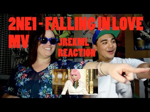 2NE1 - FALLING IN LOVE MV | JREKML Reaction